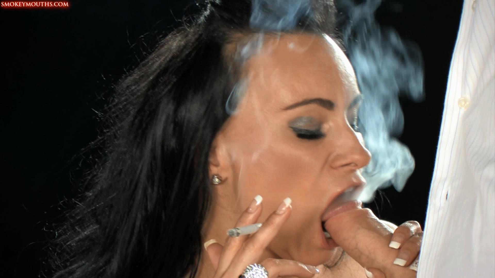 image Full smoking fetish scene glamsmoke scene 6
