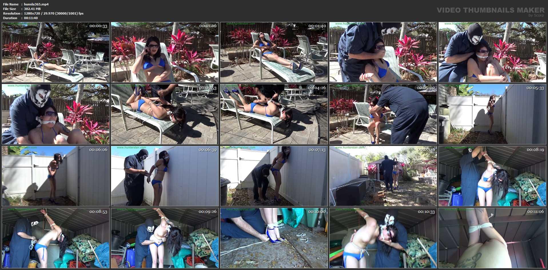 [HUNTERSLAIR] Spring break terror for the bikini clad coed. Featuring: Raquel Roper [HD][720p][MP4]