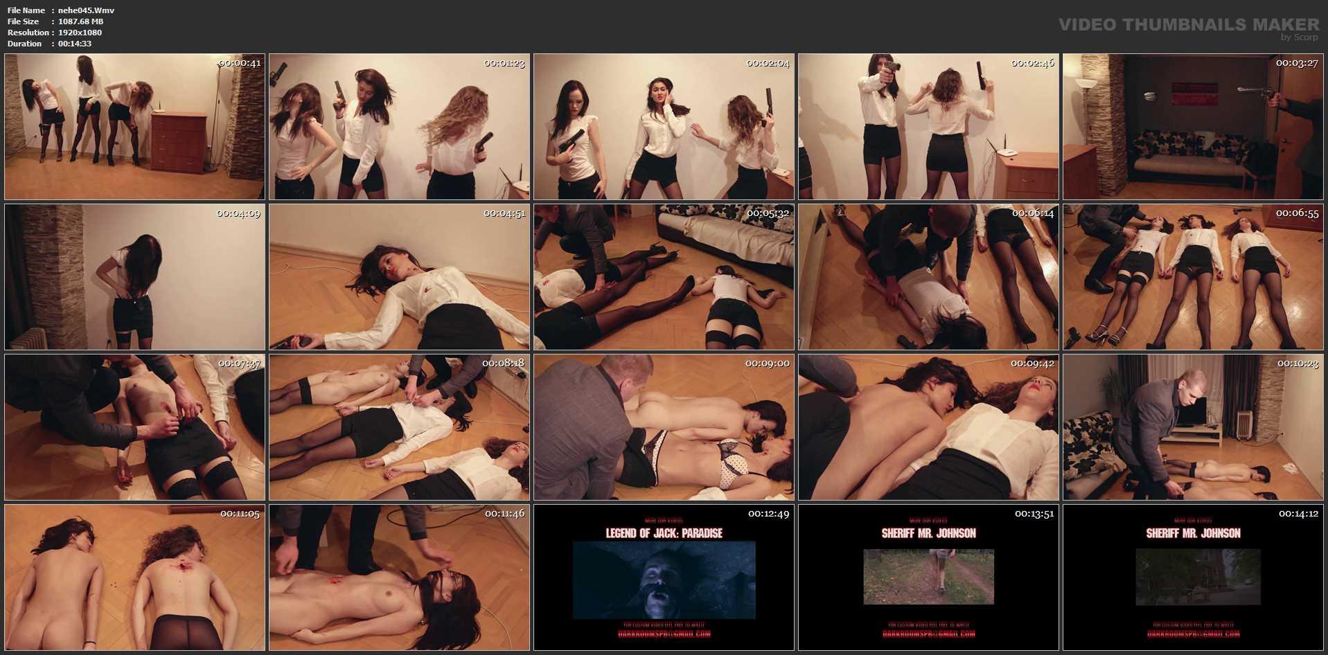 [NECROPHILIA HELL 2019] Dark Rooms - Firefight [FULL HD][1080p][WMV]